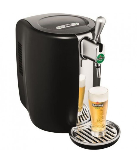 SEB Tireuse a biere Beertender - VB310E10 -  Compatible futs 5 L - Noir