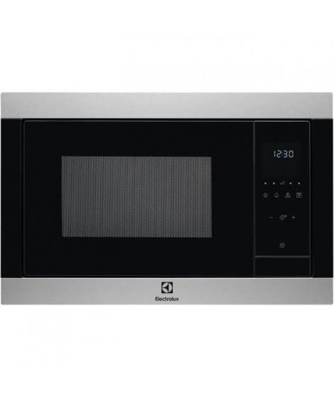 Electrolux - CMS4253TMX - Micro-ondes électronique tout intégrable de 25 L - Puissance 900W