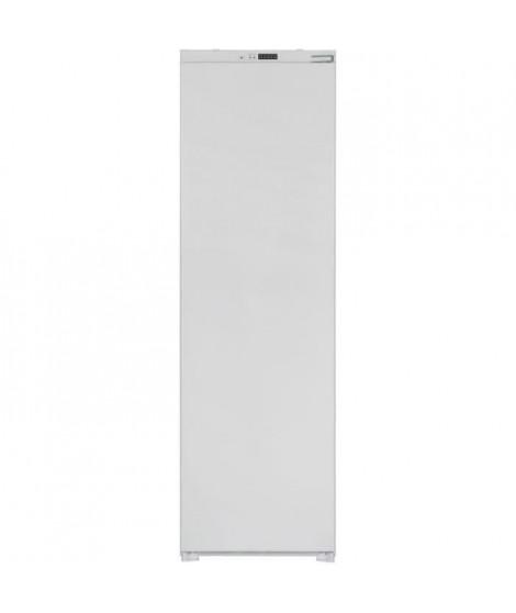 SHARP SJ-SE197E01X - Congélateur armoire - Encastrable - 197L - No Frost - L 54 x H 177 cm - Fixation Glissieres