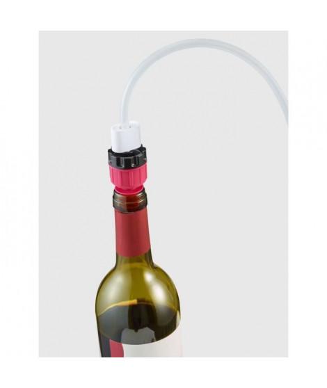 SEVERIN ZB3624 Bouchons pour bouteilles de vin X 2 - permet une mise sous vide pour conserver l'arome du vin pendant plusieur…