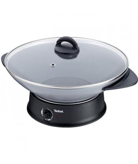 TEFAL WK302013 Wok électrique et fondue - Noir