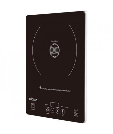 TRIOMPH ETF1525 Plaque de cuisson posable a induction - Noir