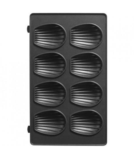 TEFAL Accessoires XA801512 Lot de 2 plaques mini madeleines Snack Collection