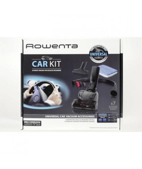 Kit accessoires aspirateurs pour voiture - ROWENTA