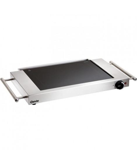 BARTSCHER BA.A150.310 Réchaud électrique acier inoxydable 2 plaques