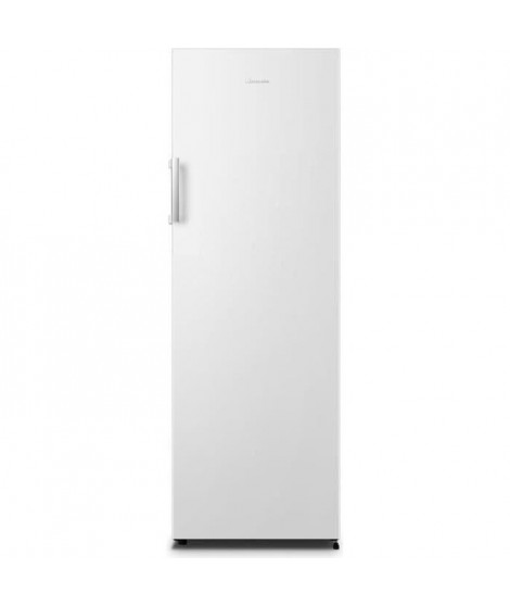 Hisense  - FV240N4AW1 - congélateur armoire - 186L - no frost - A+ - 58,2 x 58 x 173,9 cm - blanc