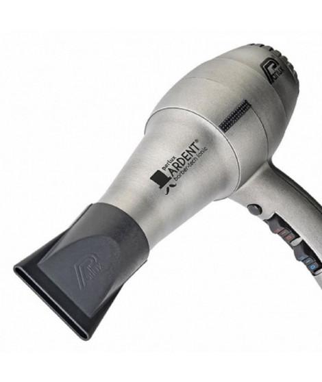 PARLUX Seche-cheveux - Ardent Barber Tech Ionic - Débit d'air 61 m3/h - 1800 W - Gris