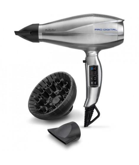 Seche-cheveux - BABYLISS Pro Digital 6000E
