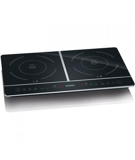 SEVERIN 1031 Plaque de cuisson posable a induction - Noir