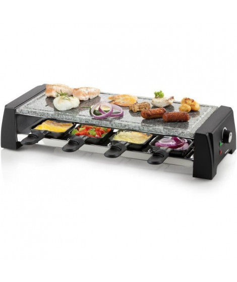 DOMO Appareil a Raclette Grill / Pierre DO1003G - 8 personnes