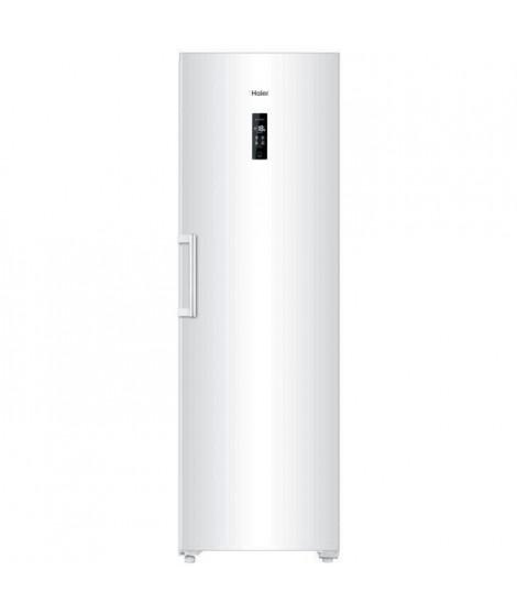 HAIER H2F-255WSAA - Congélateur armoire - 262L - Froid No Frost - A++ -L60 x H186.5 cm - Blanc