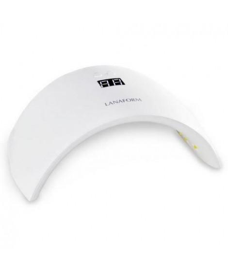 LANAFORM NAIL LAMP - Sécheur d'ongles pour vernis gel UV et LED