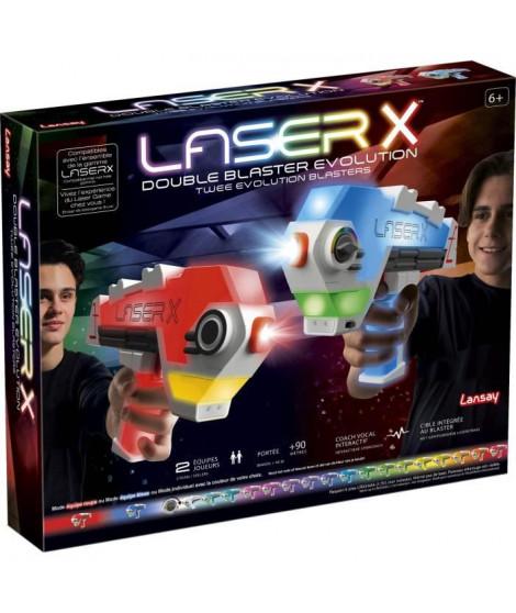 Laser X Double blaster Evolution