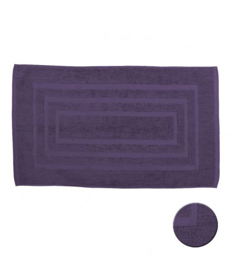 tapis de bain deep purple 50x85 cm