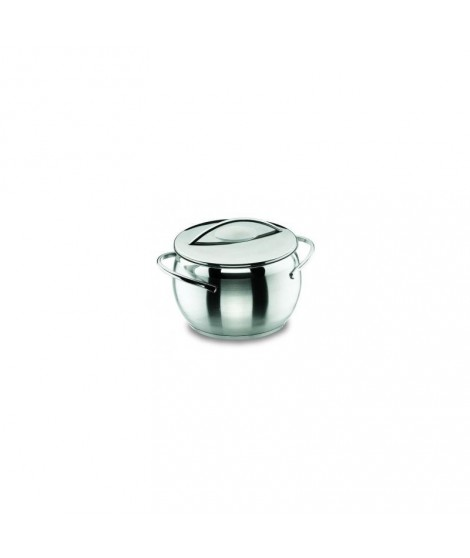 Marmite Belly en inox 20 cm, Lacor