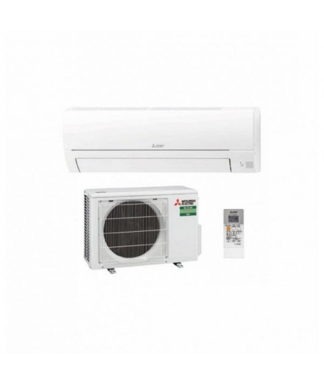 Air Conditionné Mitsubishi Electric MSZHR42VF Split Inverter A++/A+++ 3612 fg/h Blanc