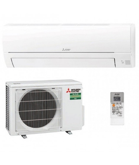 Air Conditionné Mitsubishi Electric MSZHR35VF Split Inverter 3096 kcal/h A++/A+ Blanc