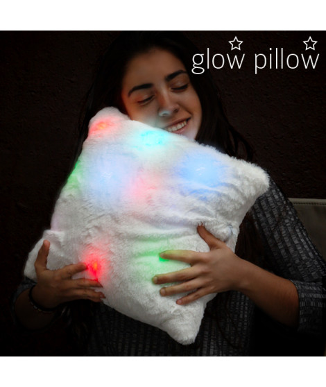 Oreiller LED Glow Pillow