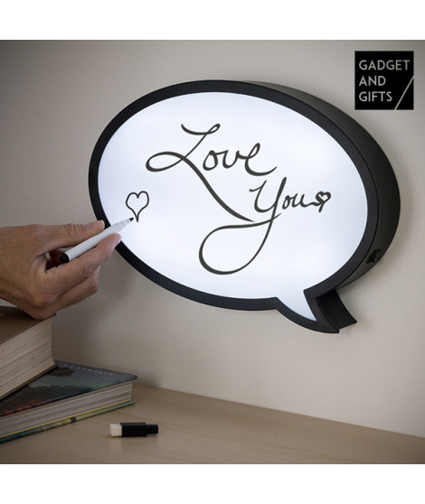 Globe LED avec Marqueur Gadget and Gifts