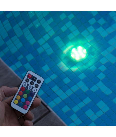 LED Submersible RGB (10 LED)