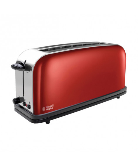 Grille-pain Russell Hobbs 21391-56 1R 1000W Acier inoxydable Rouge