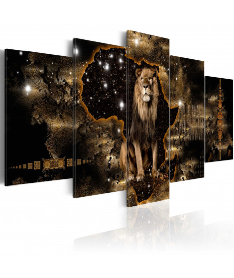 Tableau - Golden Lion