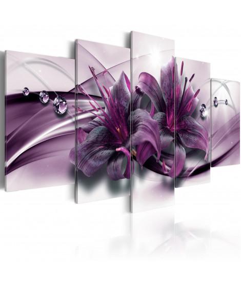 Tableau - Violet Lily