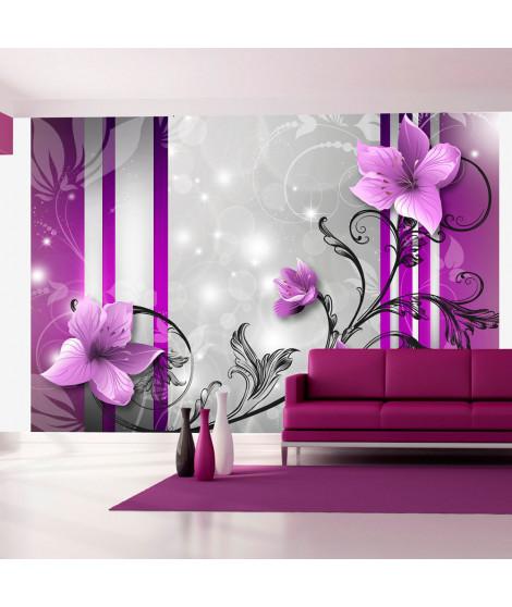 Papier peint - Violet buds