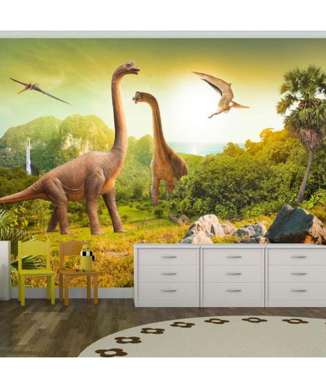 Papier peint - Dinosaurs
