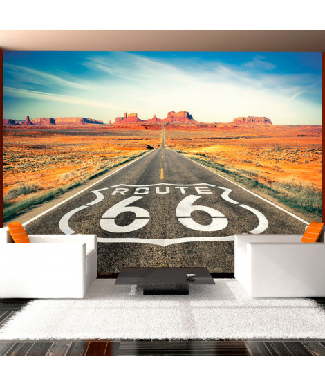 Papier peint - Route 66