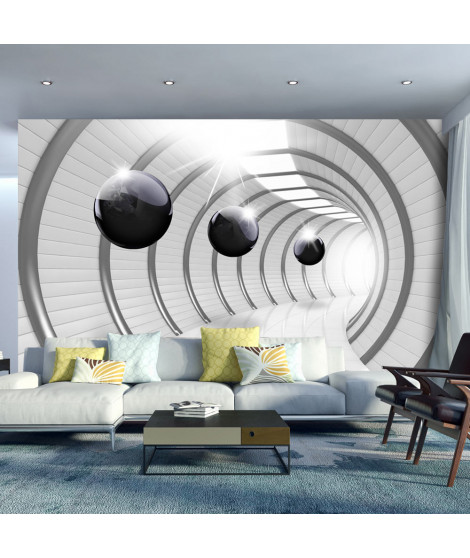 Papier peint - Futuristic Tunnel