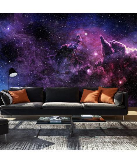 Papier peint - Purple Nebula
