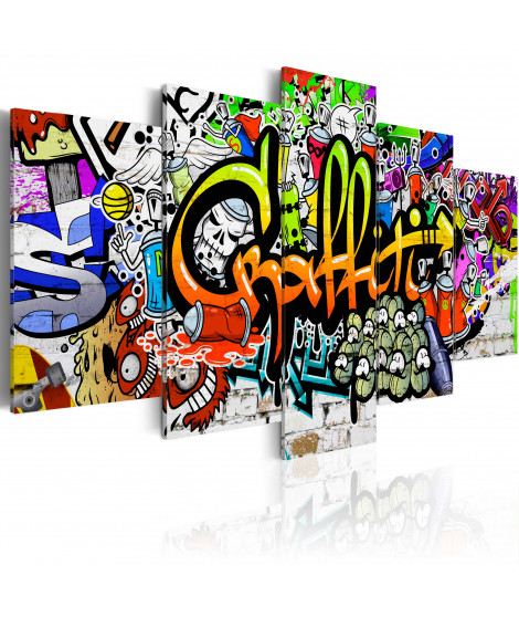 Tableau - Artistic Graffiti