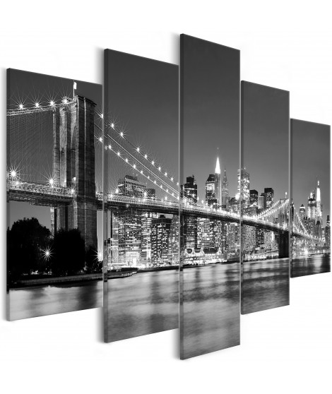 Tableau - Dream about New York (5 Parts) Wide