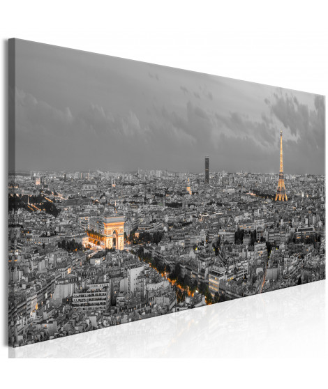 Tableau - Panorama of Paris (1 Part) Narrow