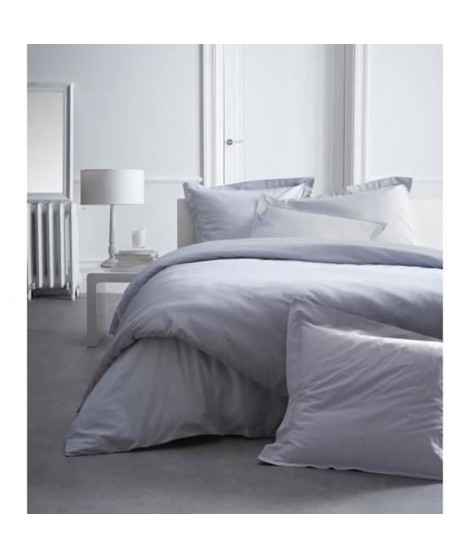 TODAY PREMIUM Housse de couette Percale 220 ZINC