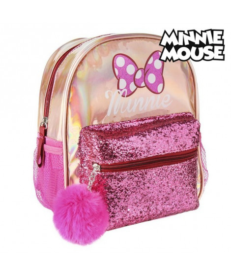 Cartable Minnie Mouse 72684 Rose