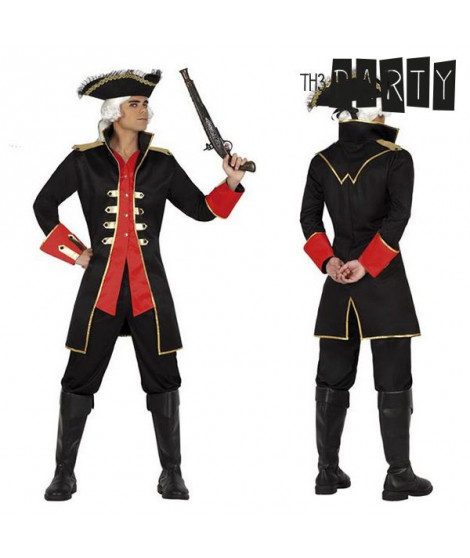 Déguisement pour Adultes Capitaine pirate