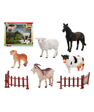 Set Animaux de la Ferme 110371 (9 pcs)