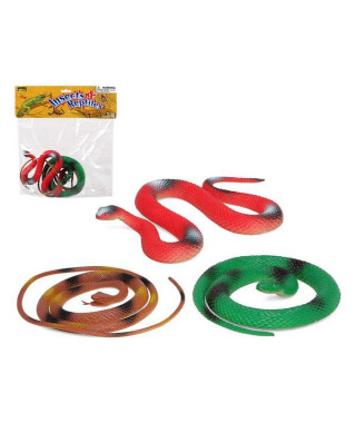 Set Animaux Sauvages 113006 Serpent (3 Pcs)