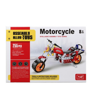 Set de construction Motorcycle 117530 (255 pcs)