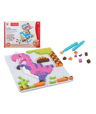 Puzzle Diy 6 In 1 117721 (420 pcs)