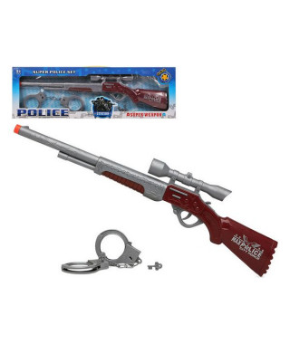 Set de Police Super Weapon 111506 (2 pcs)