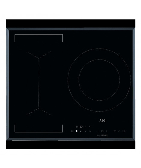 Plaque à Induction Aeg IKB63341FB 60 cm (3 Zones de cuisson)