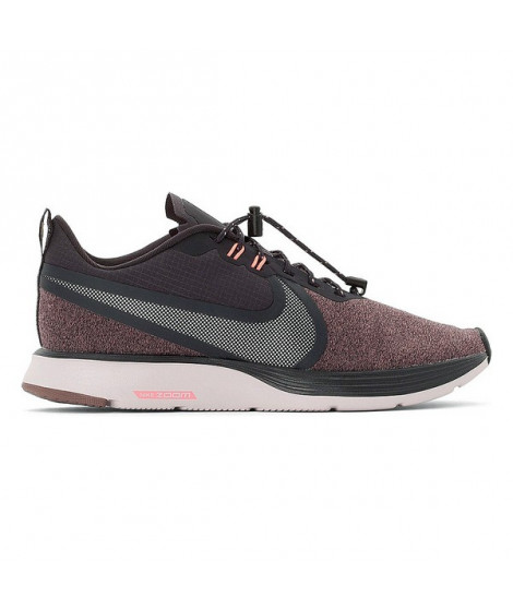 Chaussures de Running pour Adultes Nike ZOOM STRIKE 2 SHIELD Marron Blanc Rose