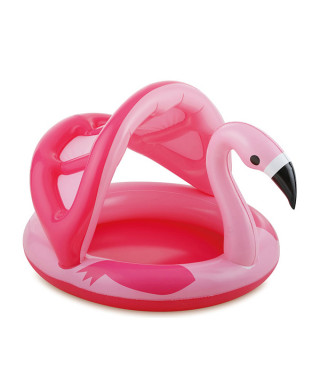 Flamant Rose Gonflable (114 x 103 x 72 cm)