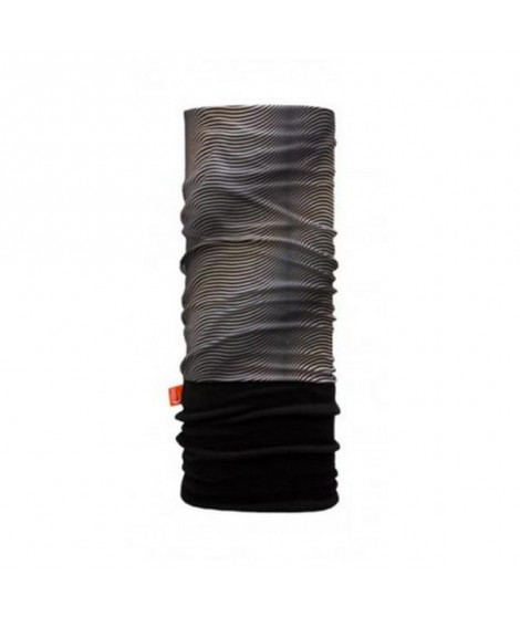 Snood polaire Wind X-Treme Black Waves Polyester