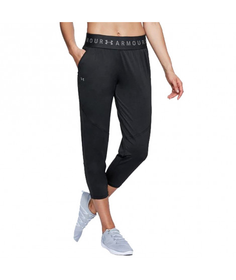Pantalon pour Adulte Under Armour 1305468 Noir
