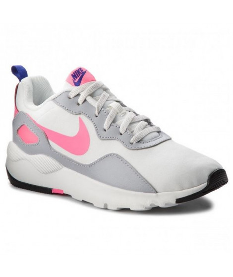 Chaussures de Running pour Adultes Nike LD Runner Gris Rose