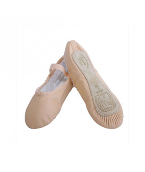 Chaussons Demi-Pointes pour Femme Valeball Rose